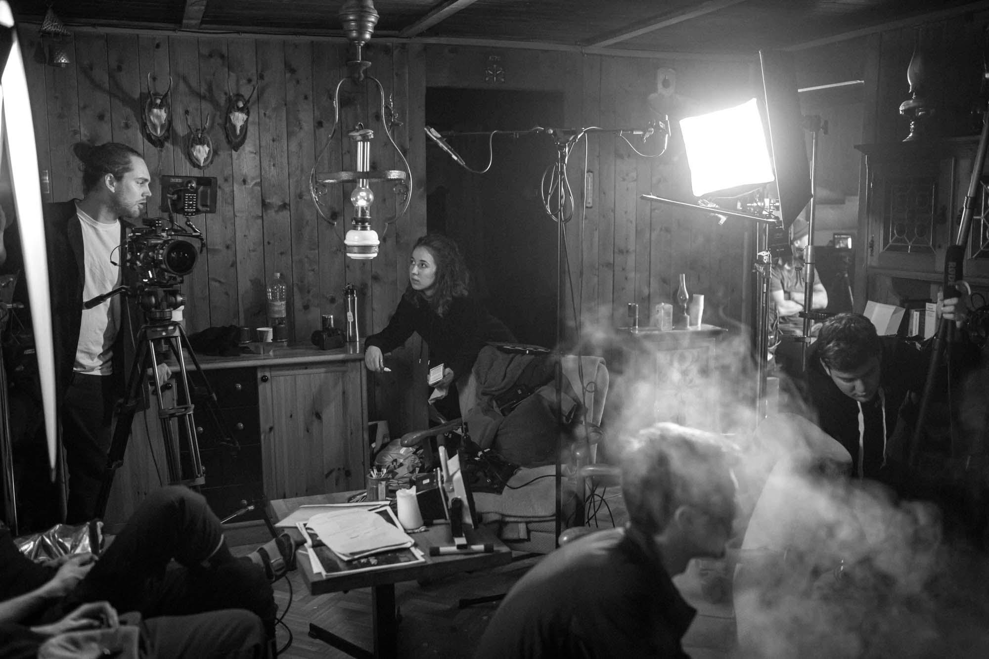 Maiensäss Behind the Scenes