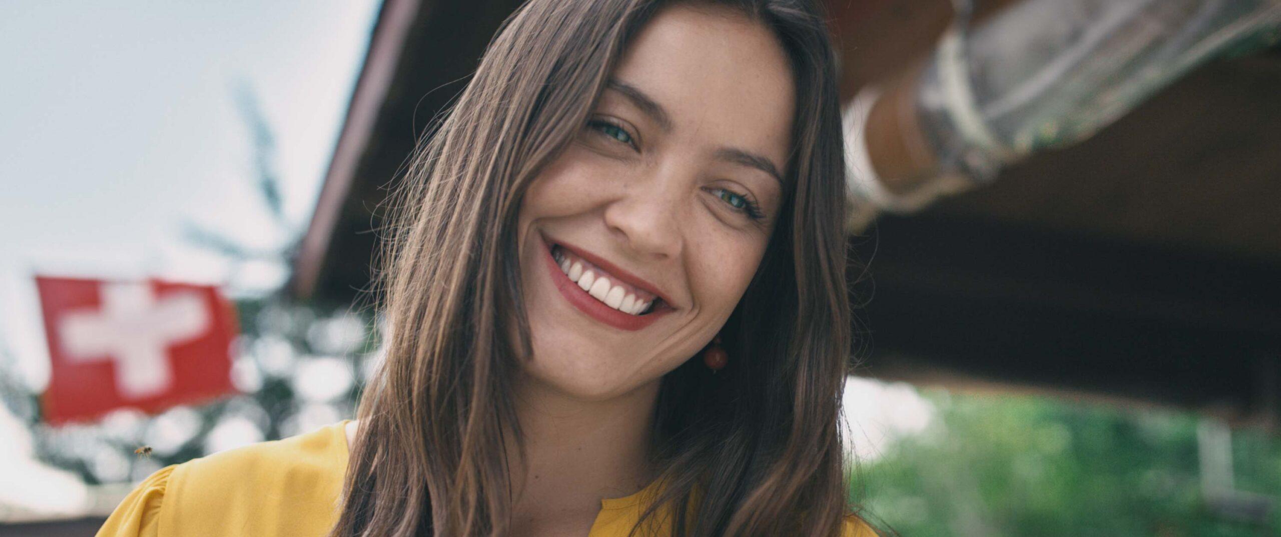 Pünt | female farmer smiling