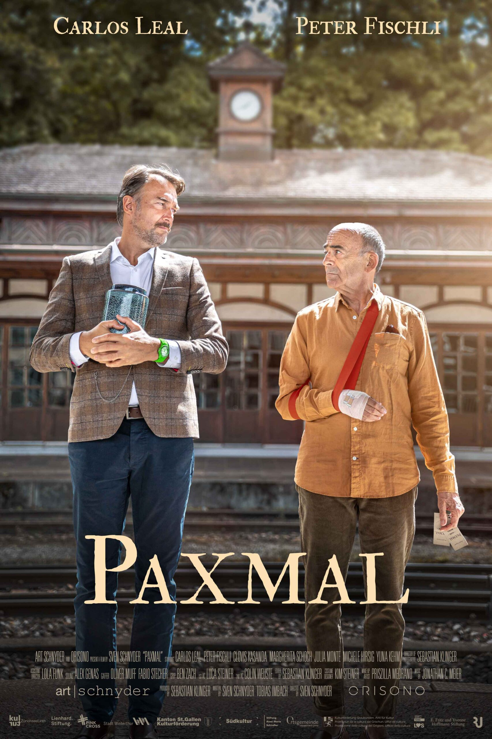 Paxmal (The Station In-Between) | Die Heimat-Trilogie