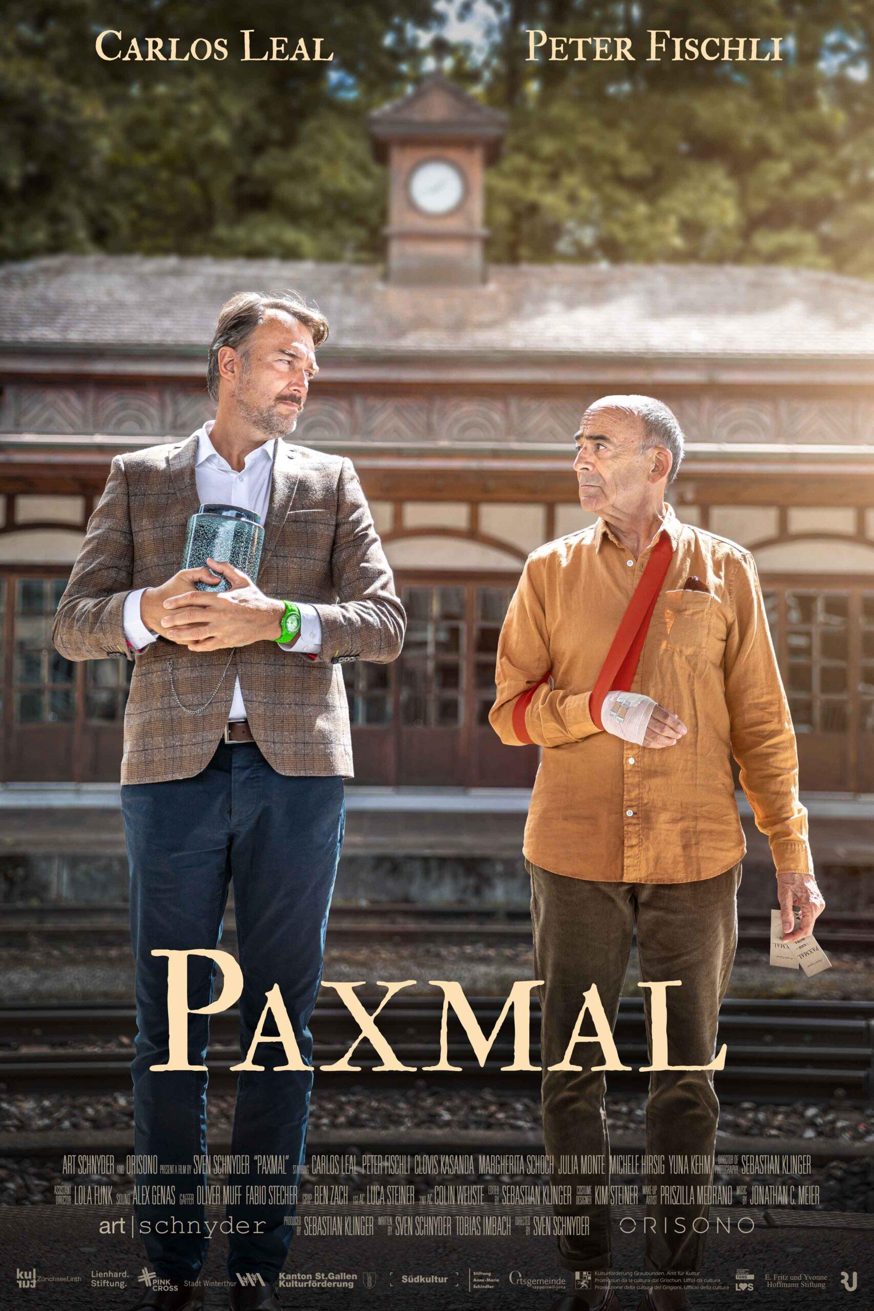 Paxmal (The Station In-Between) | Die Heimat-Trilogie